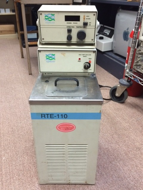 Item 16 - Neslab RTE 110 Chiller. $245.00
